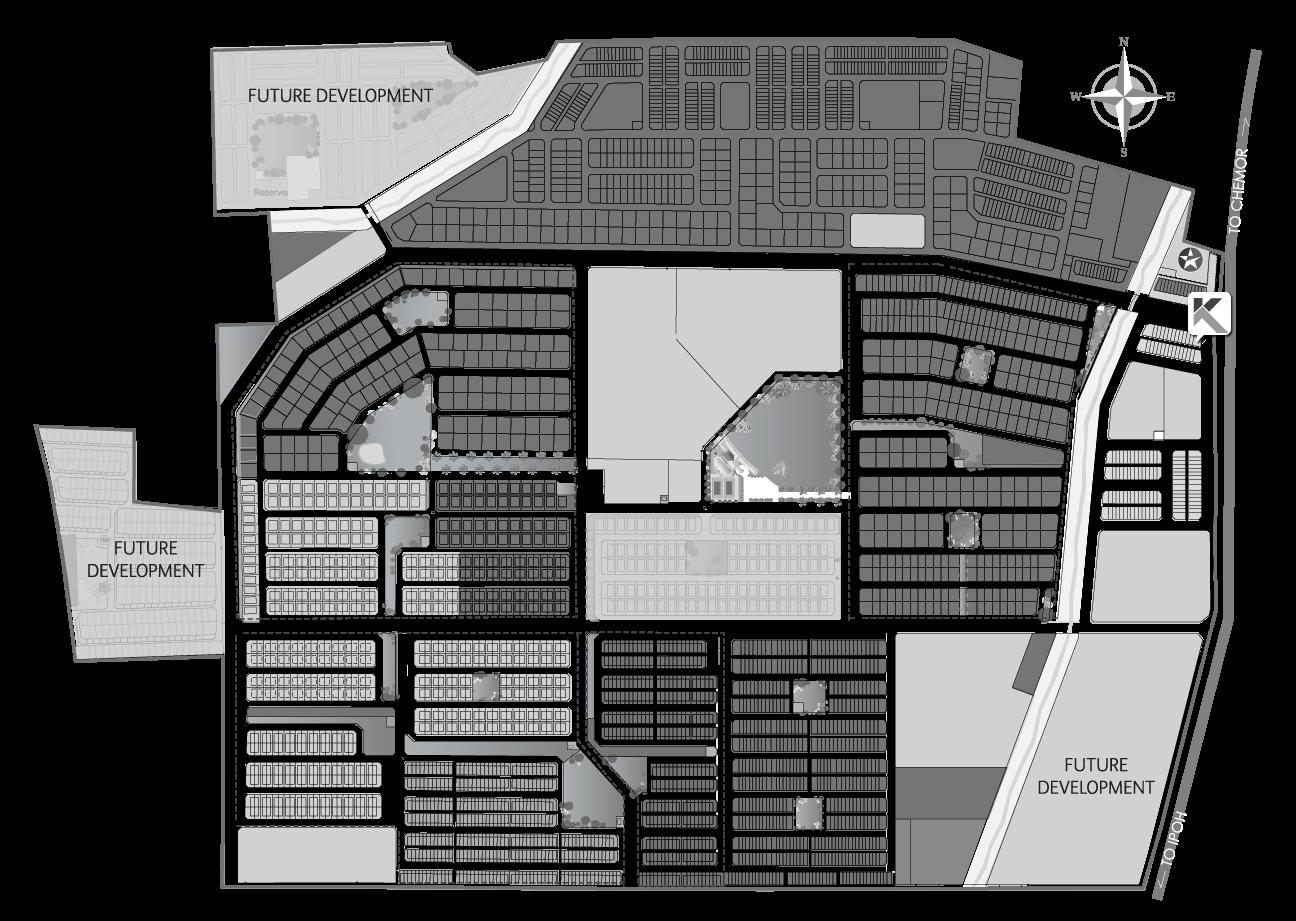 Kinta Map