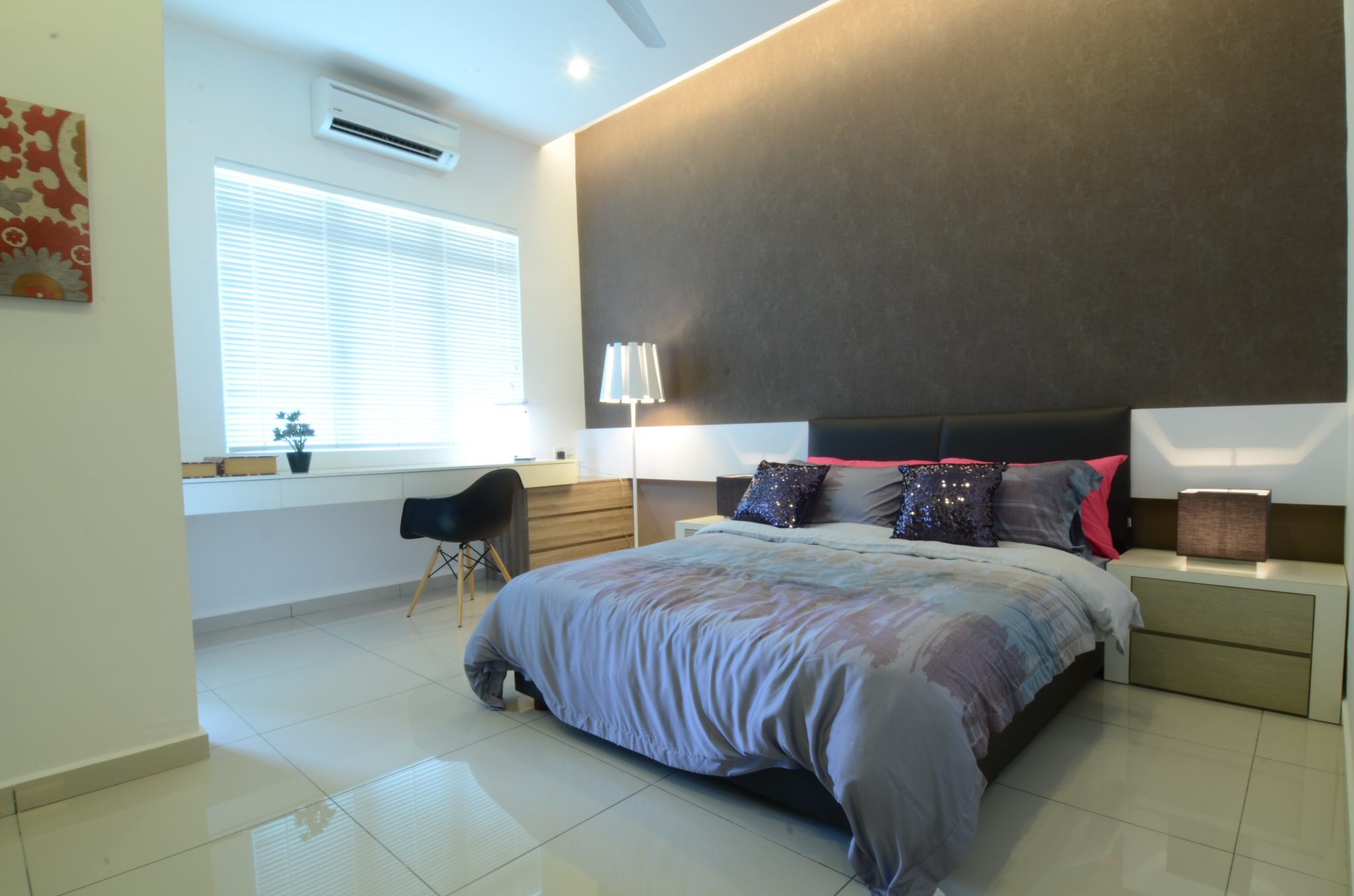 Single Storey Bedroom