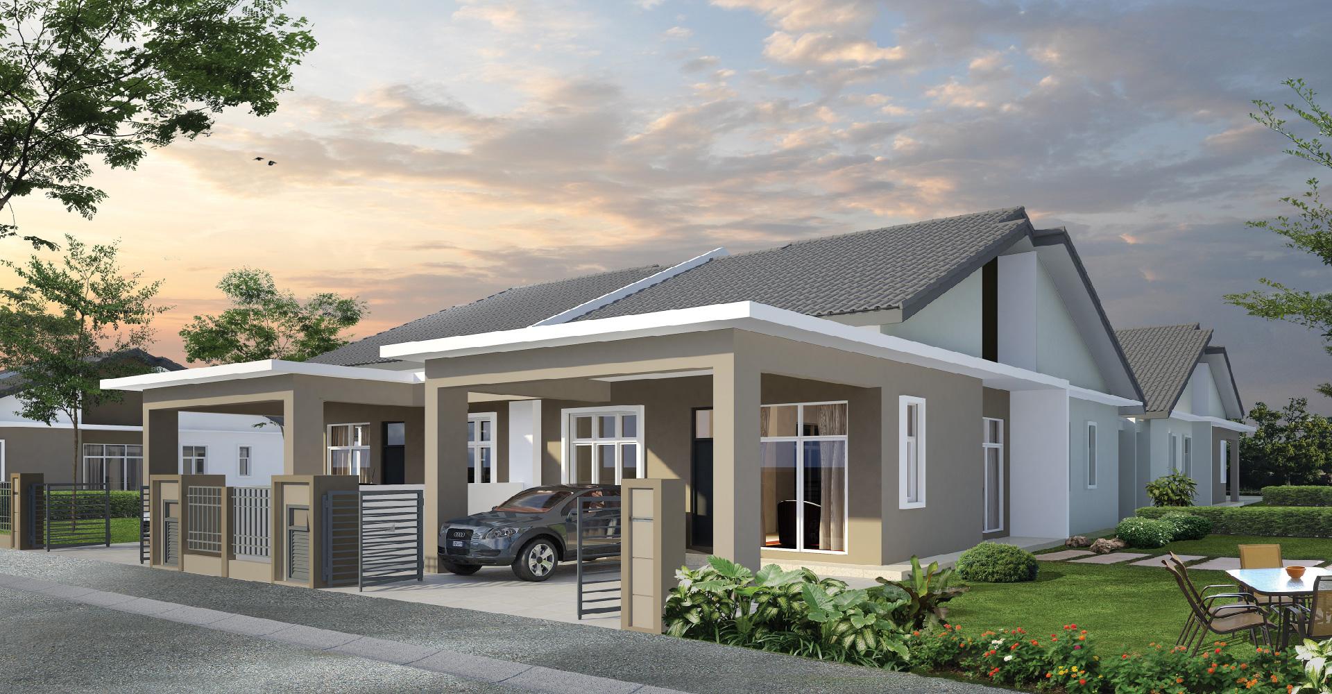 Primrose Single Storey Cluster Home