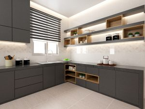 Double Storey Cluster Home