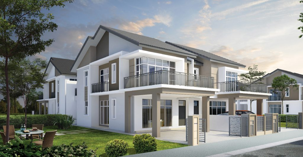 New Home Double Storey Primrose