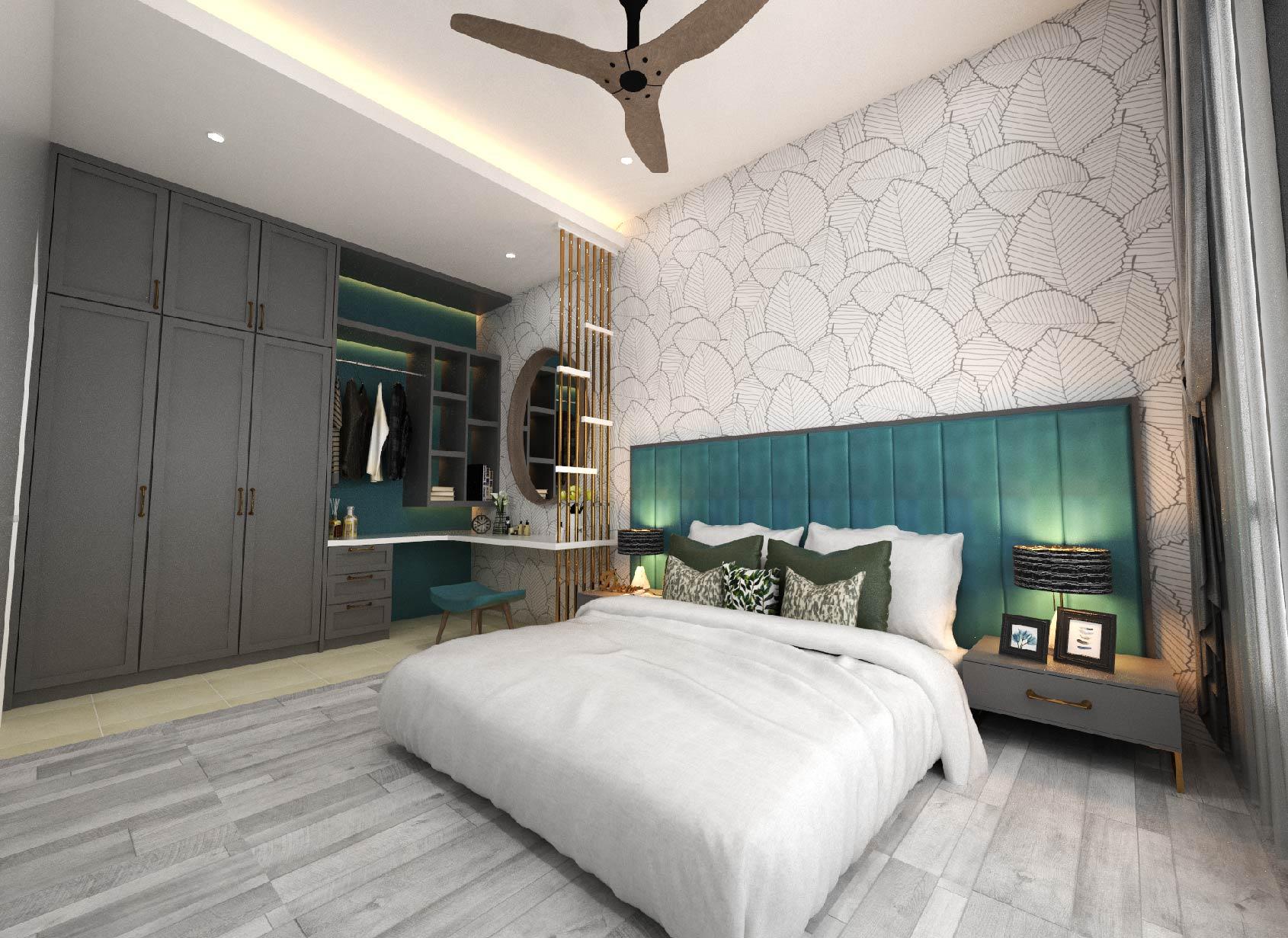 Ixora - Semi D Ipoh - Bedroom