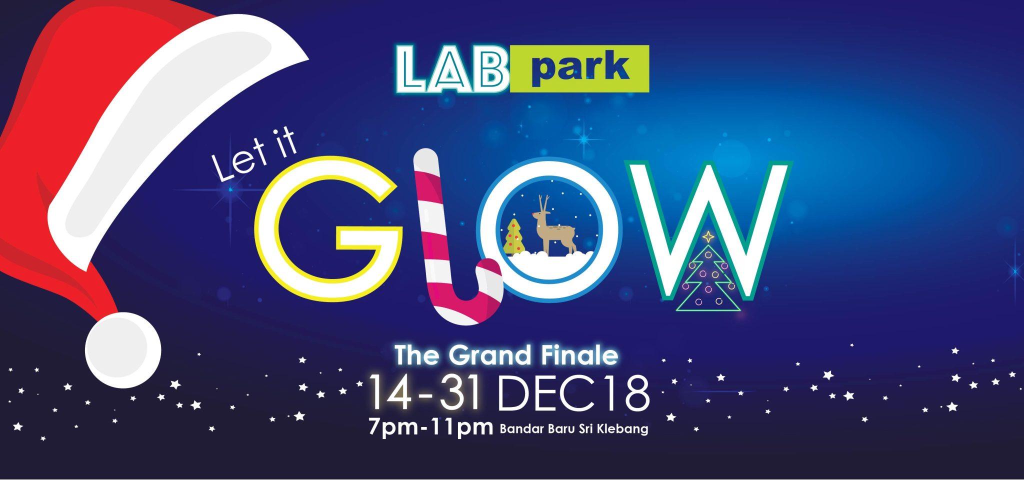 let it glow xmas