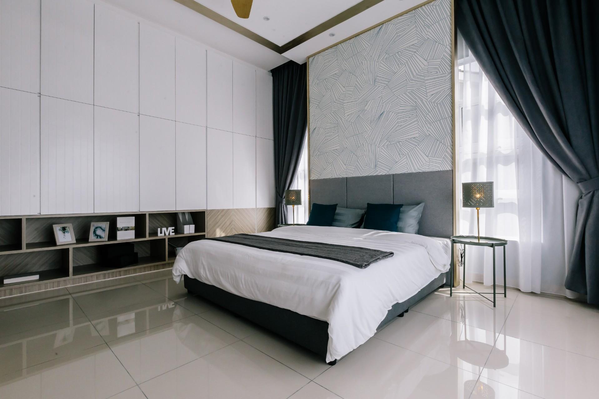 Semi detached bedroom ixora
