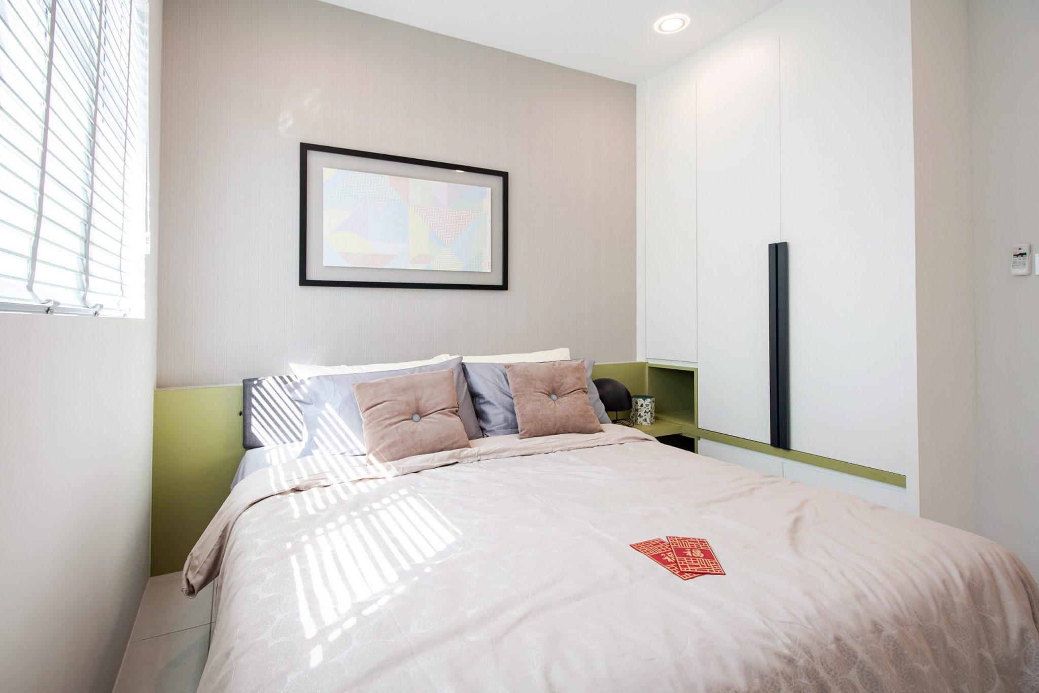 Cornflower bedroom