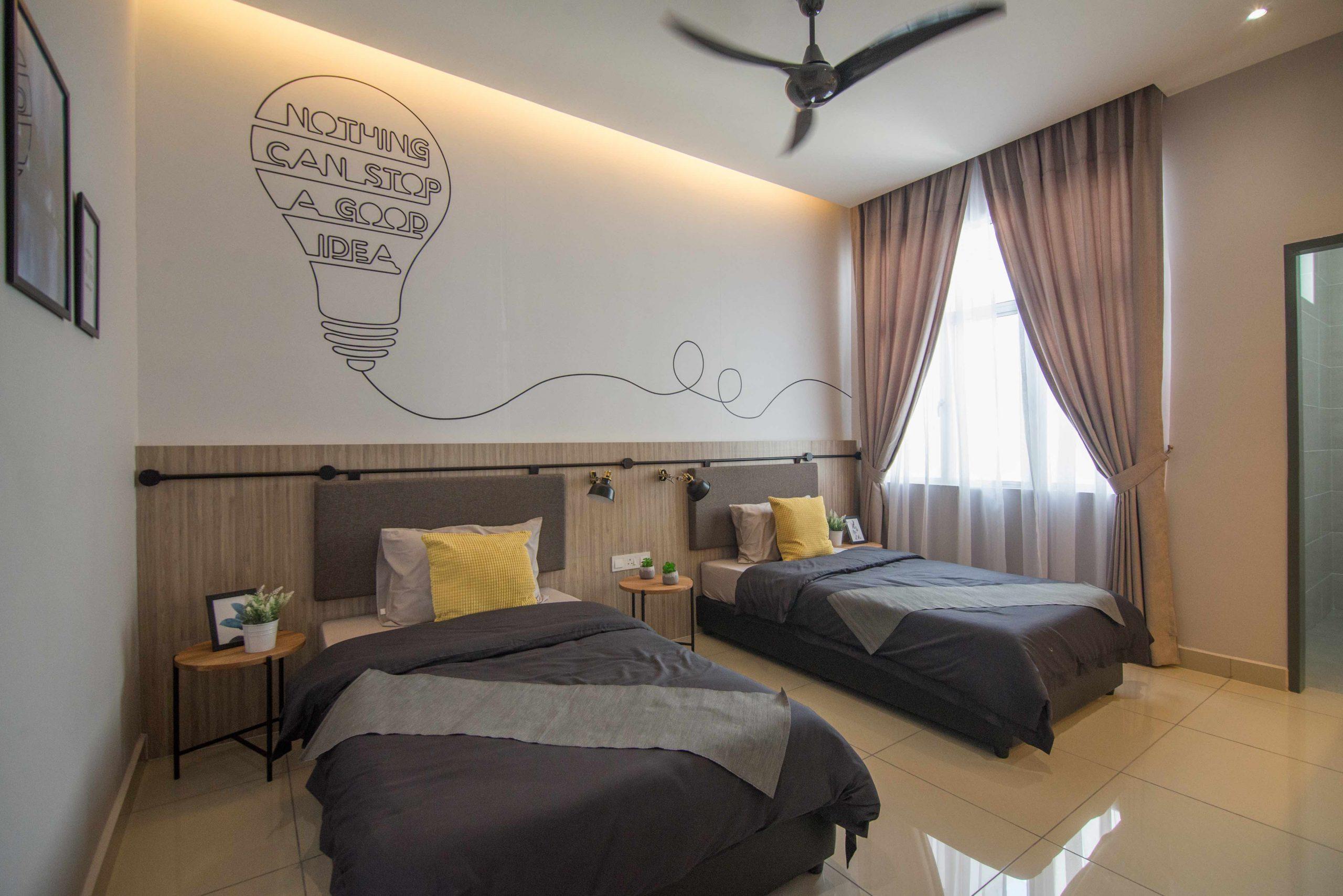 Primrose Bedroom 3