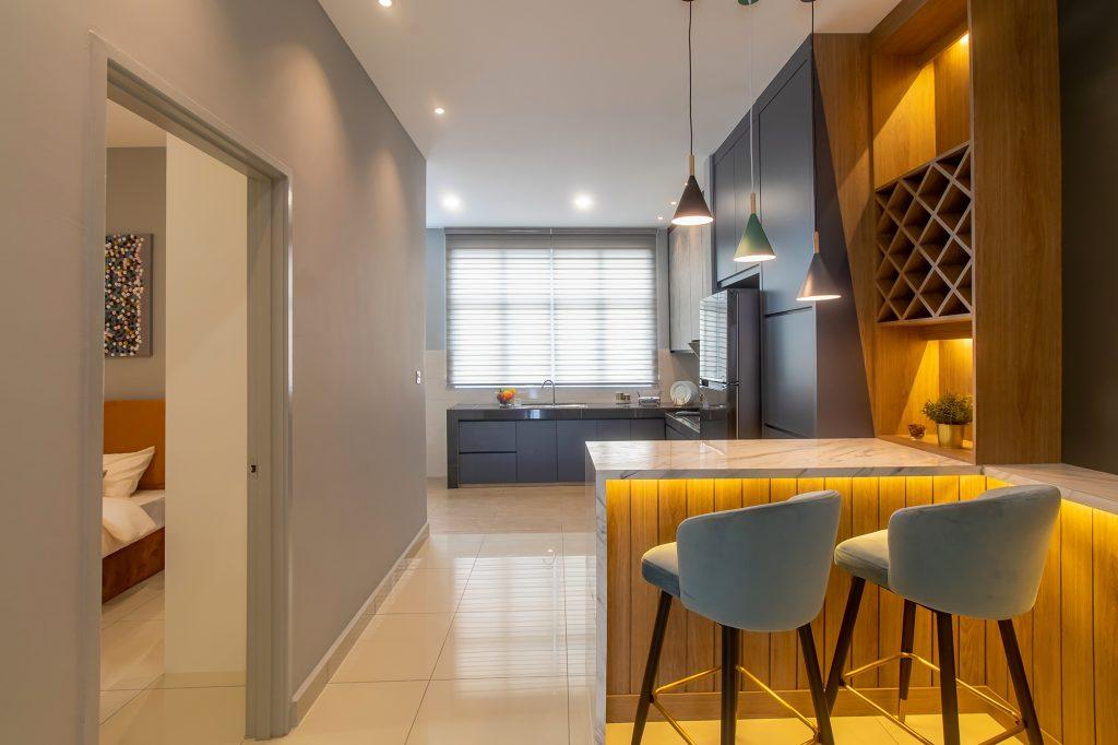 Oak2 dry kitchen