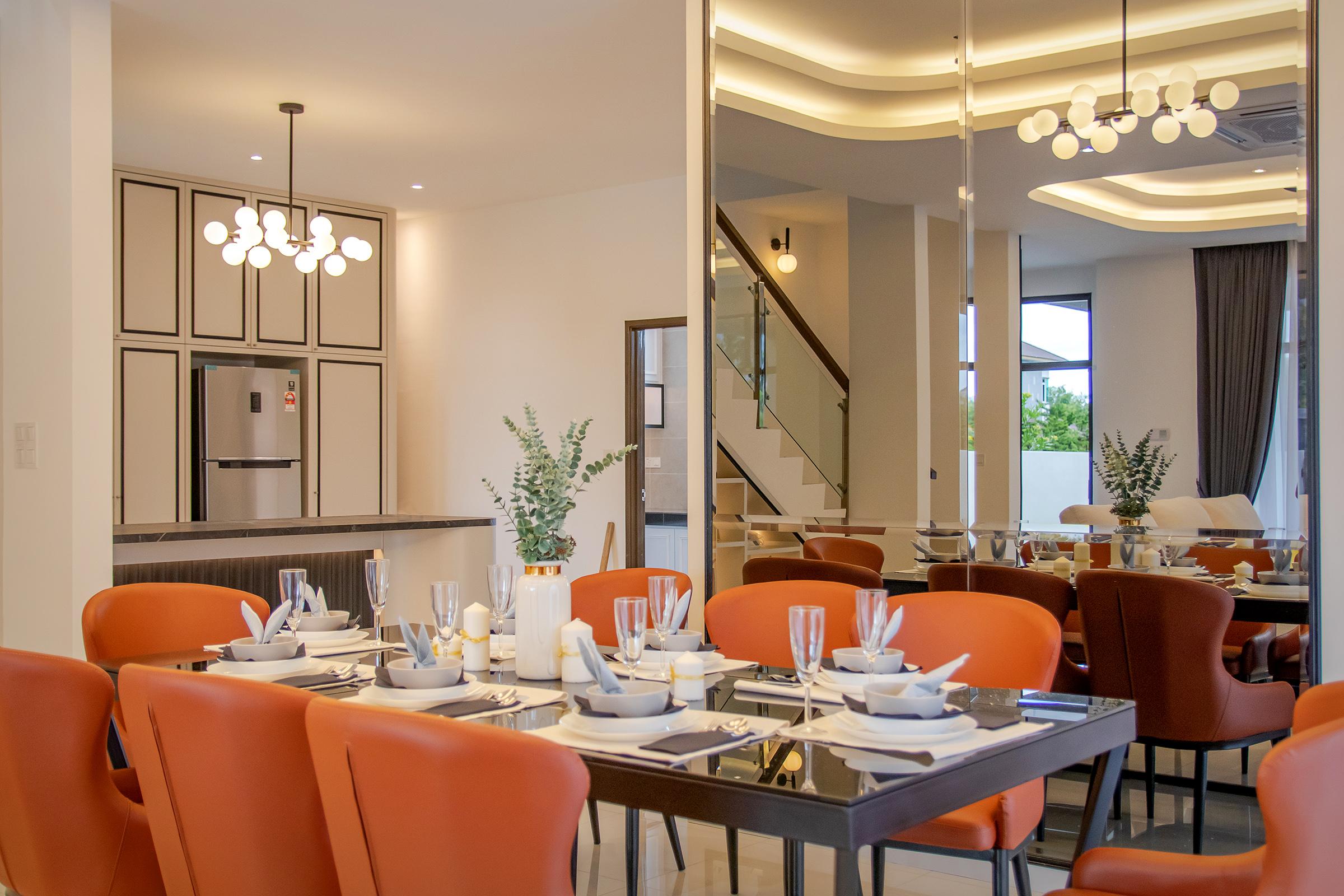 Ixora2 dining hall